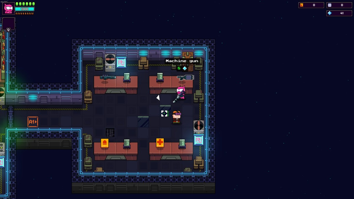 Spaceship Looter Review Screenshot