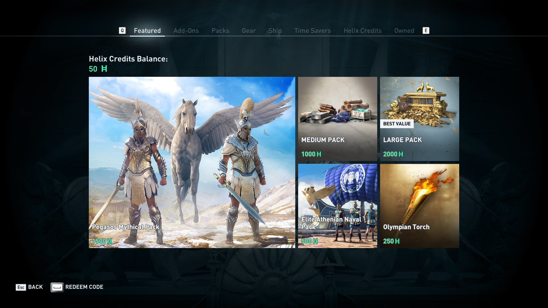 Assassin's Creed Microtransactions