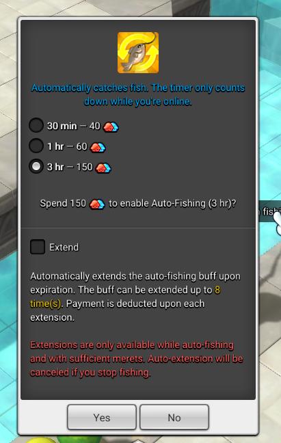MapleStory 2 Auto-Fishing