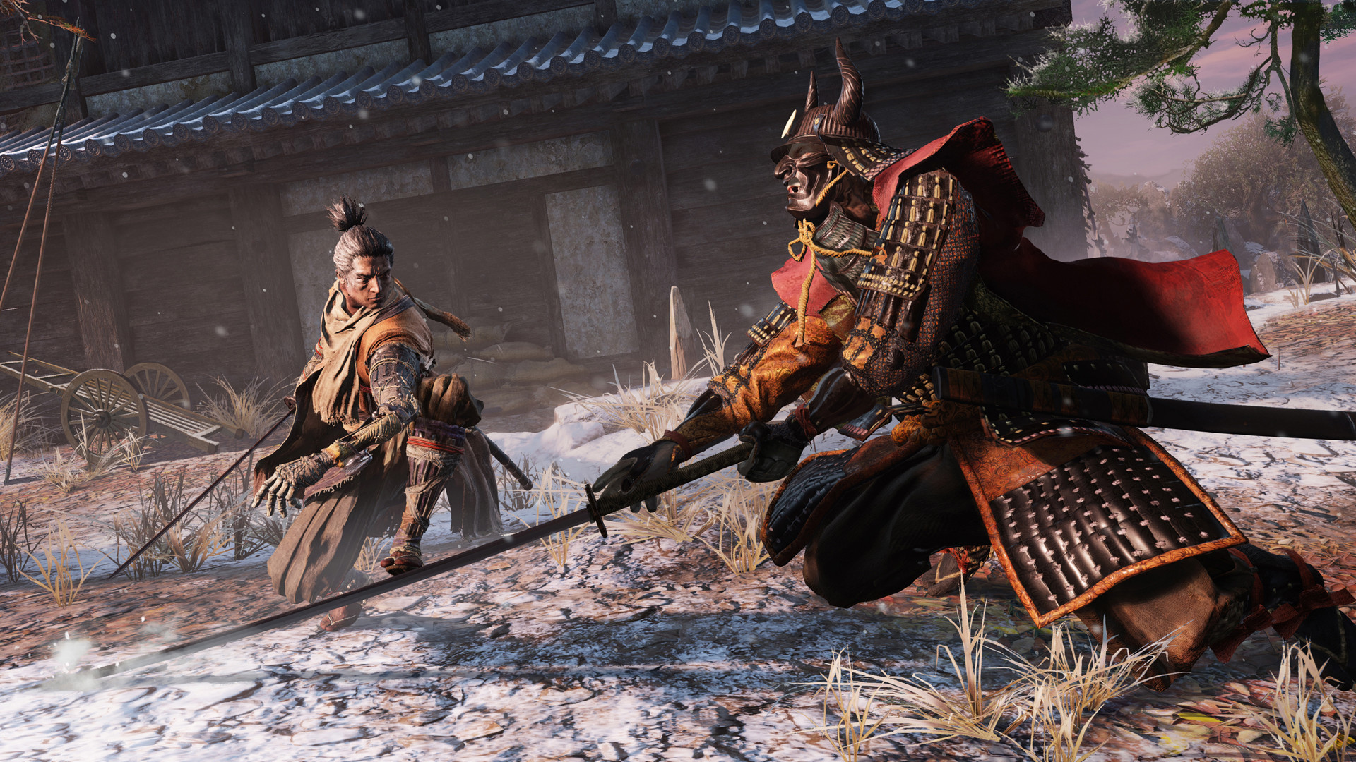 Sekiro: Shadows Die Twice Difficulty Options