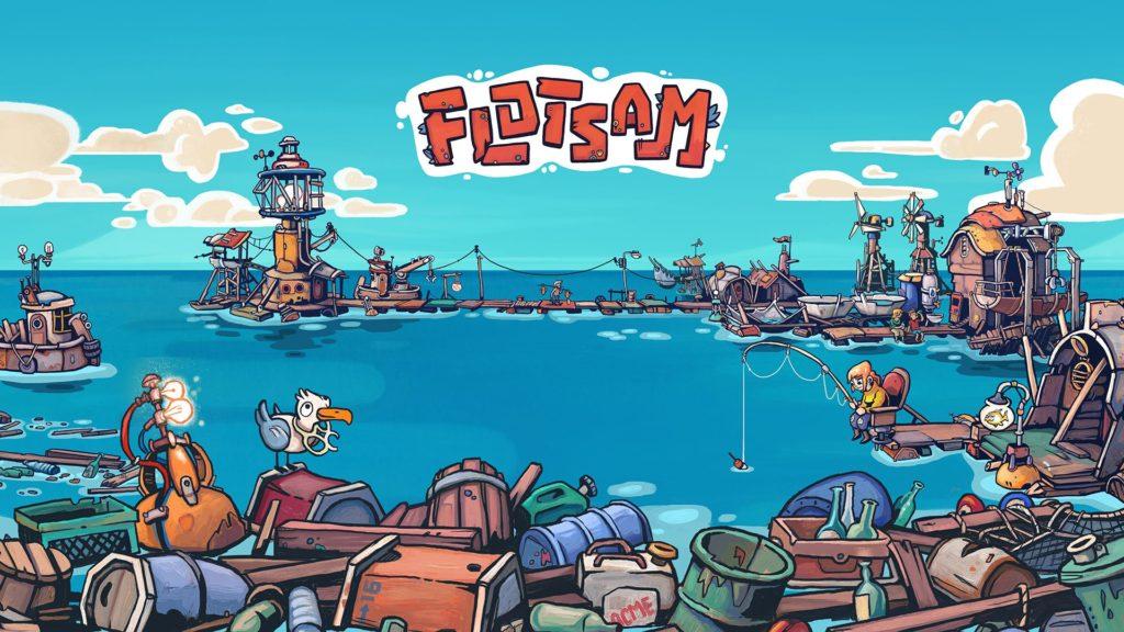 Flotsam Update Landmarks