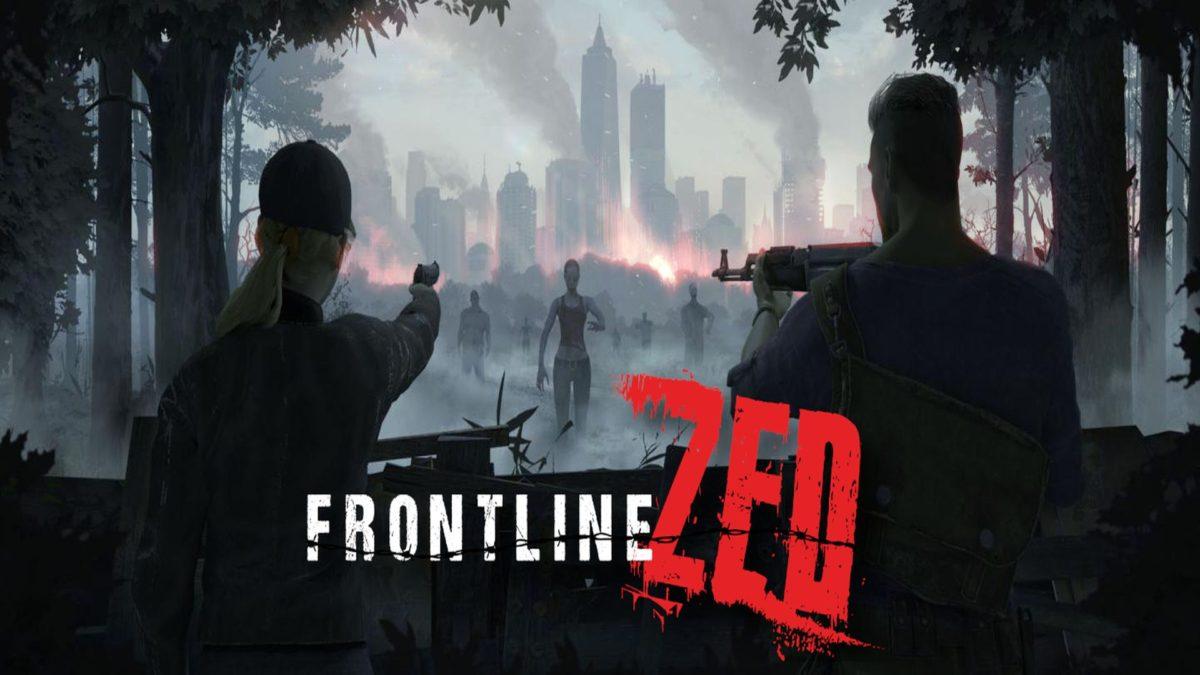 Frontline Zed Logo