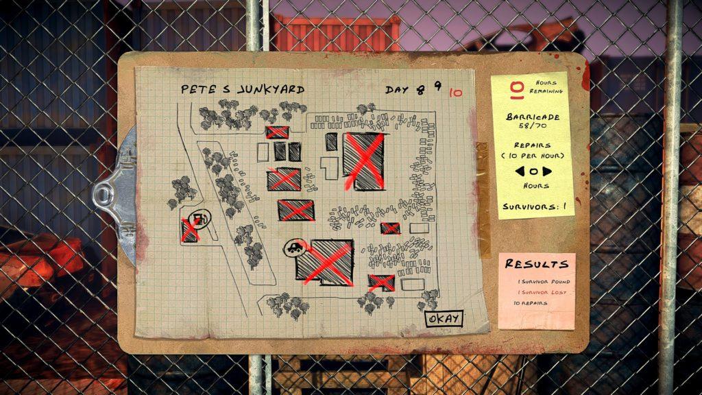 Frontline Zed Pete's Junkyard