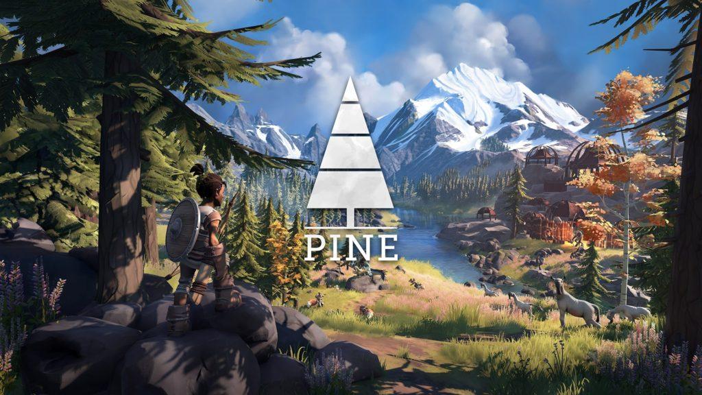 Pine Header