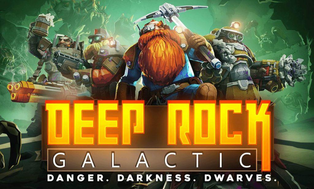Deep Rock Galactic Promotion