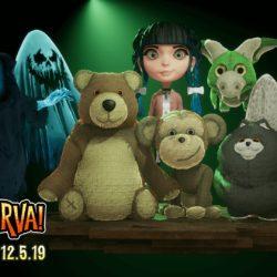 Don't Die, Minerva! Preview