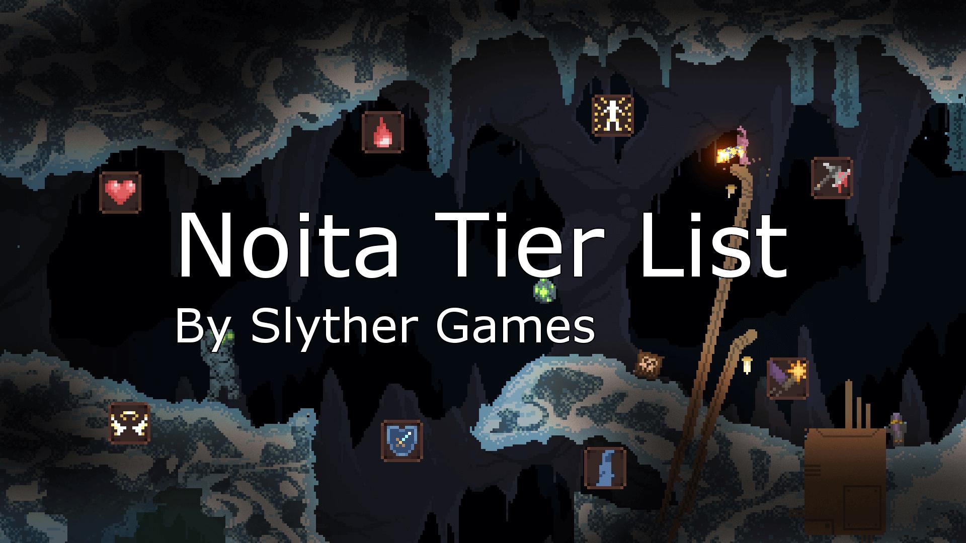 Noita – Perk Tier List Guide