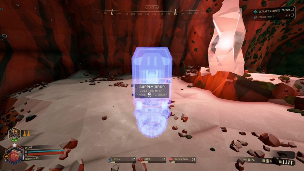 Deep Rock Galactic Ammo Drop