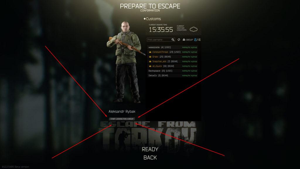Escape from Tarkov Group