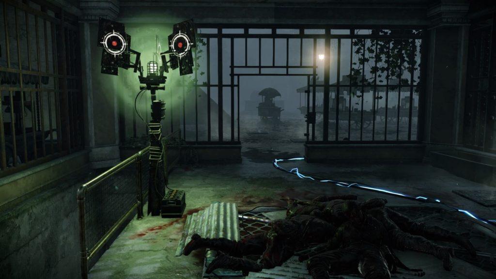 Zombie Army 4 Traps