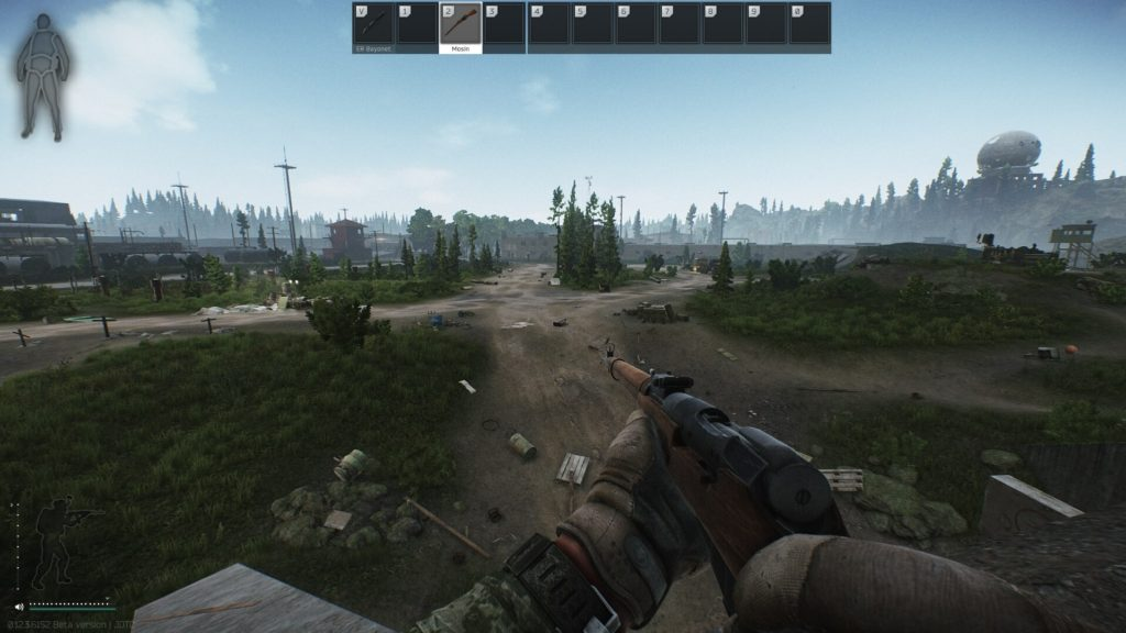 Escape from Tarkov Reserve Map 2020