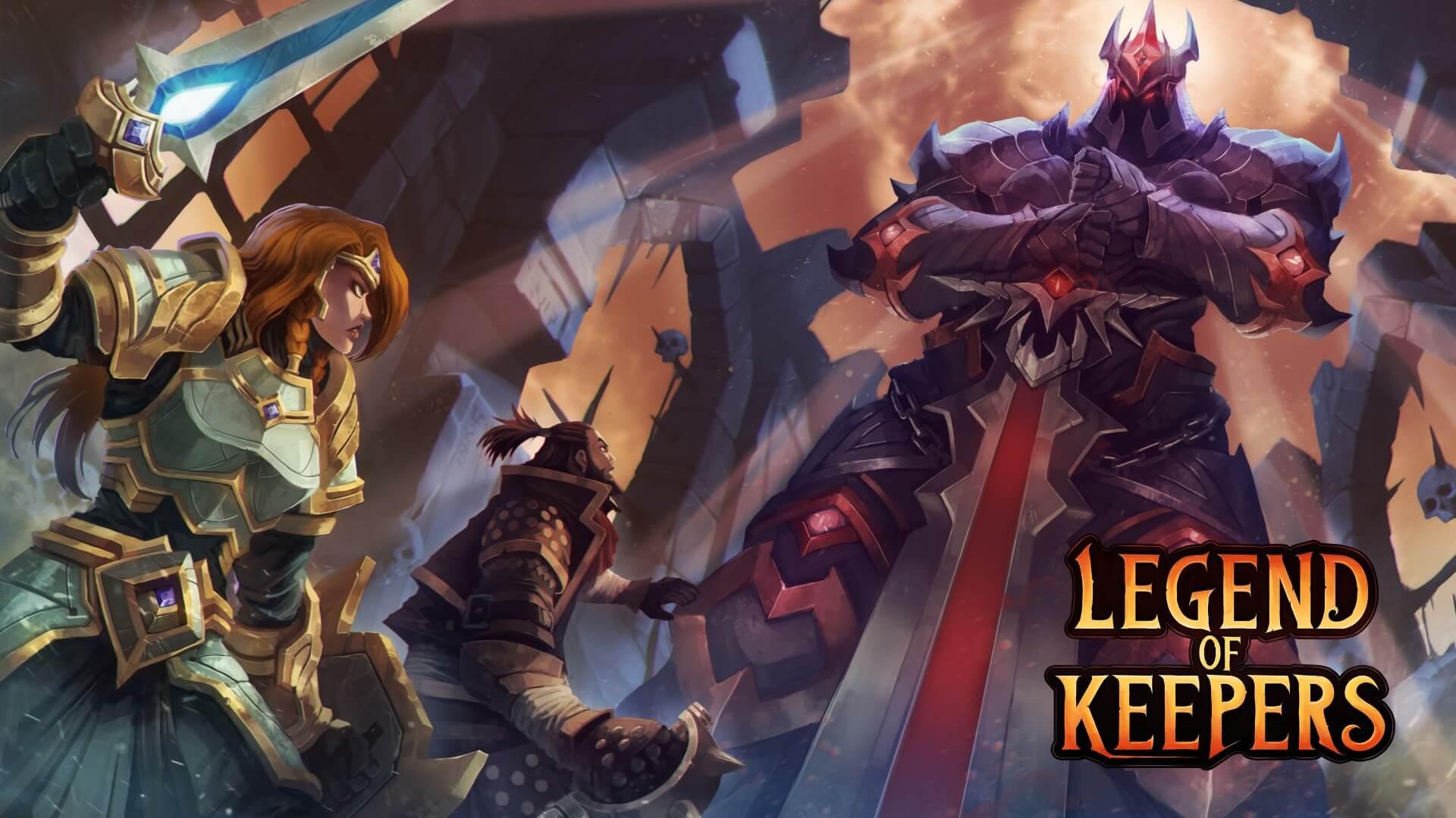 Legend of Keepers Header