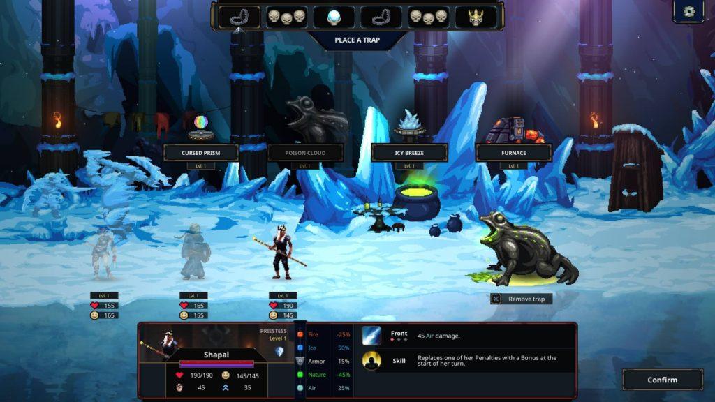 Plan Around Enemies Screenshot