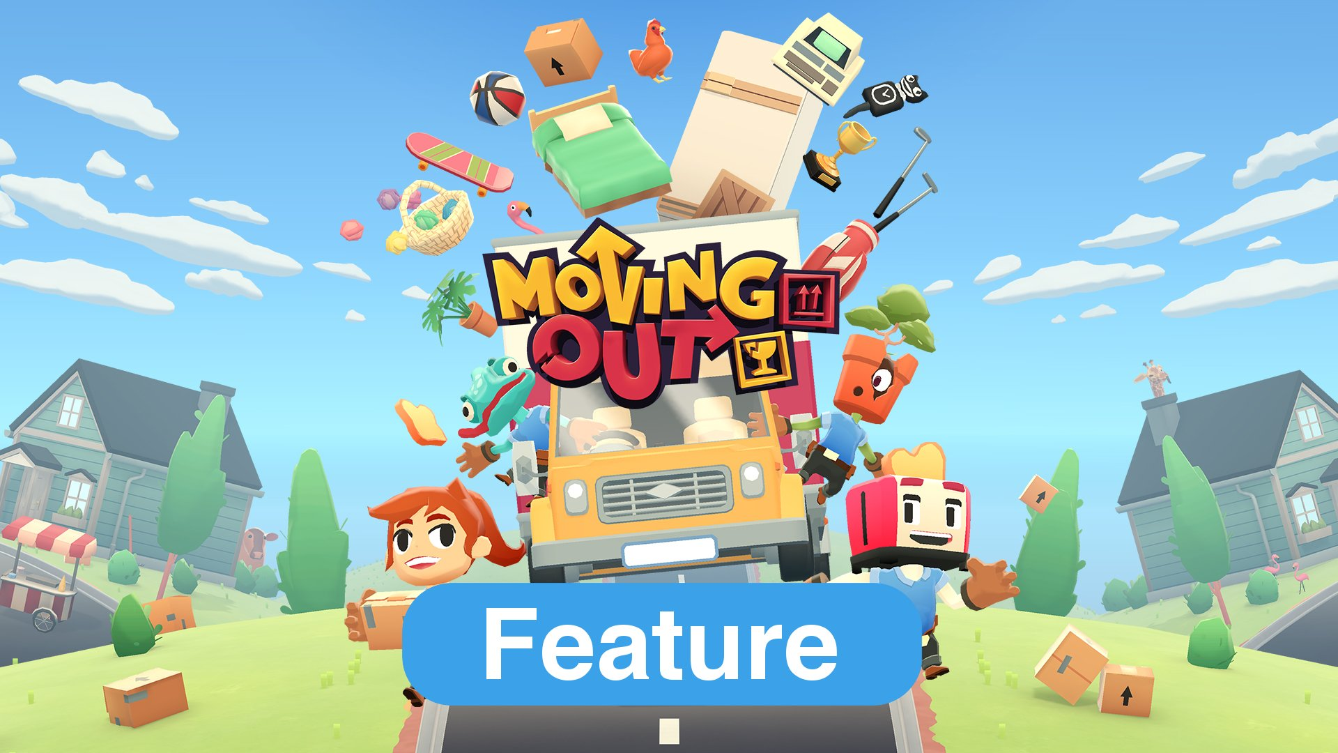 Moving Out Game Feature