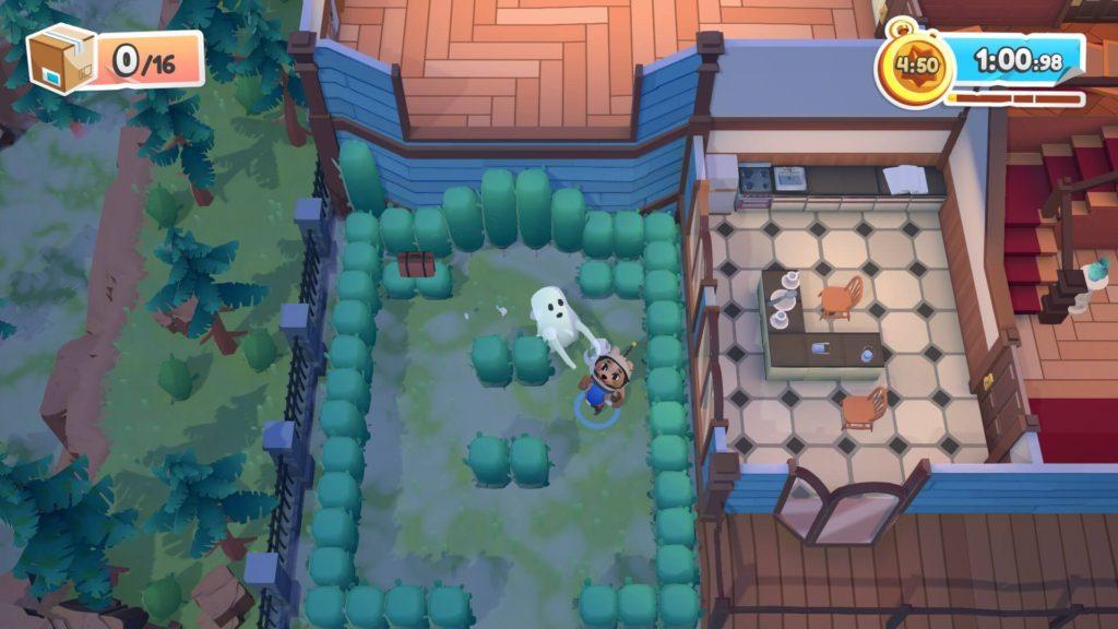 Dread Manor Ghosts