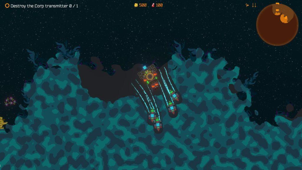 Nimbatus Autonomous Drones Logic