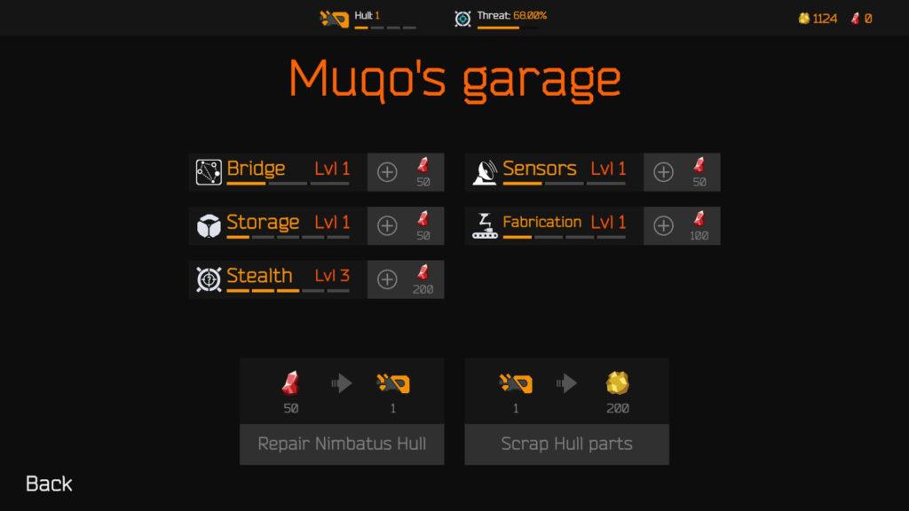 Nimbatus Garage Repair Hull