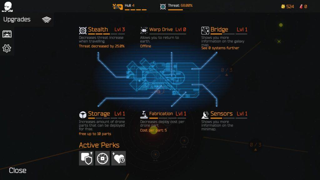 Nimbatus Reduced Threat Skill