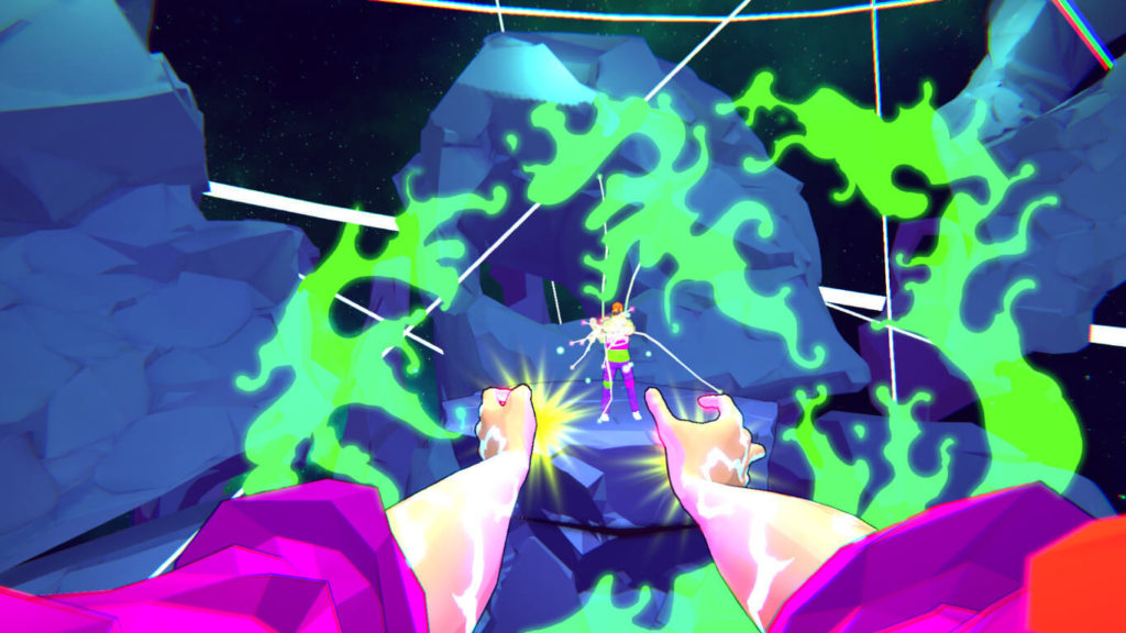 SpellPunk VR Casting on HTC Vive