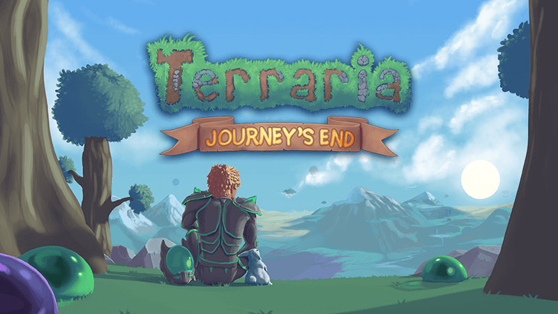 Terraria Journey's End Guide
