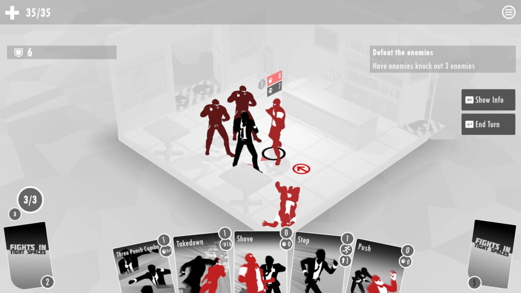 Fights in Tight Spaces Demo Preview