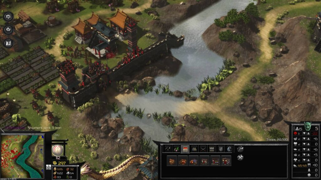 Stronghold Warlords Demo Preview
