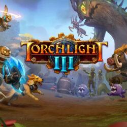 Torchlight 3 Guide Logo