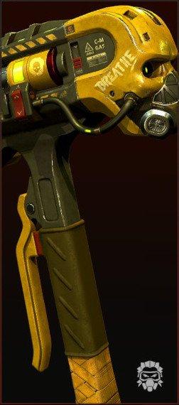 Apex Legends - Caustic Death Hammer