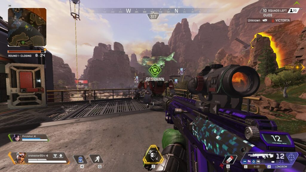 Apex Legends How to Revive