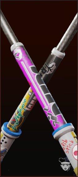 Apex Legends - Lifeline Shock Sticks Heirloom