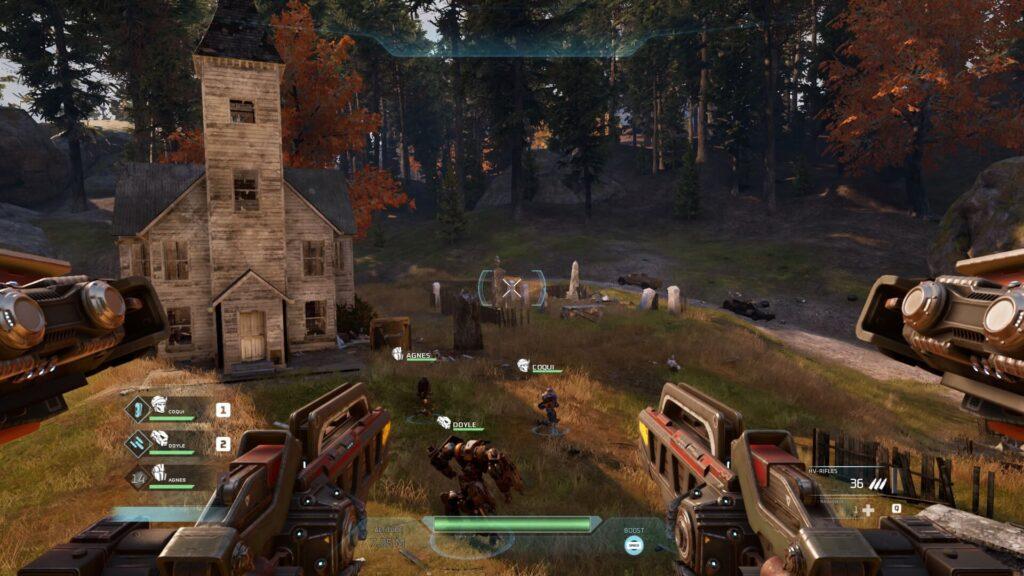 Disintegration Destruction Screenshot