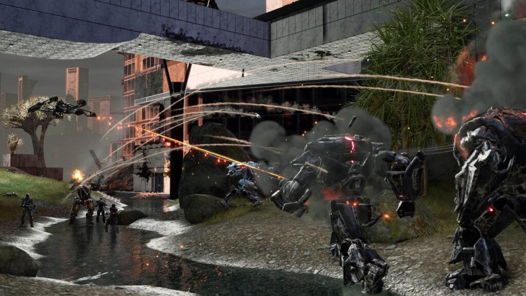 Disintegration Review Action