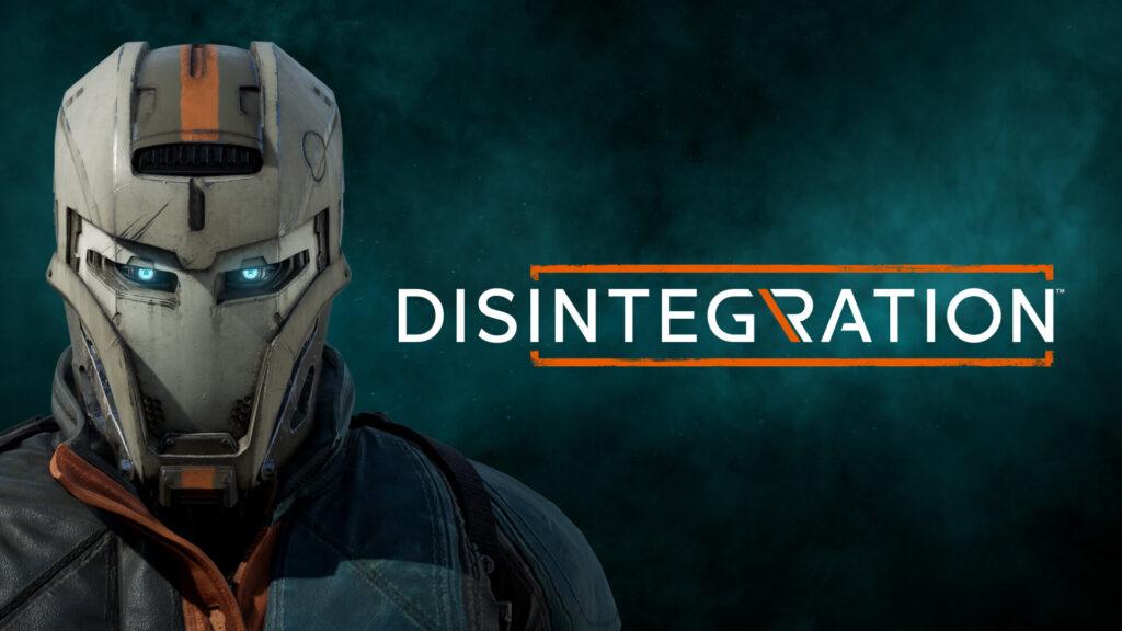 Disintegration Review Logo