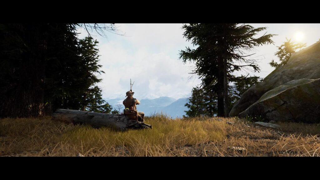 Disintegration Scene Screenshot