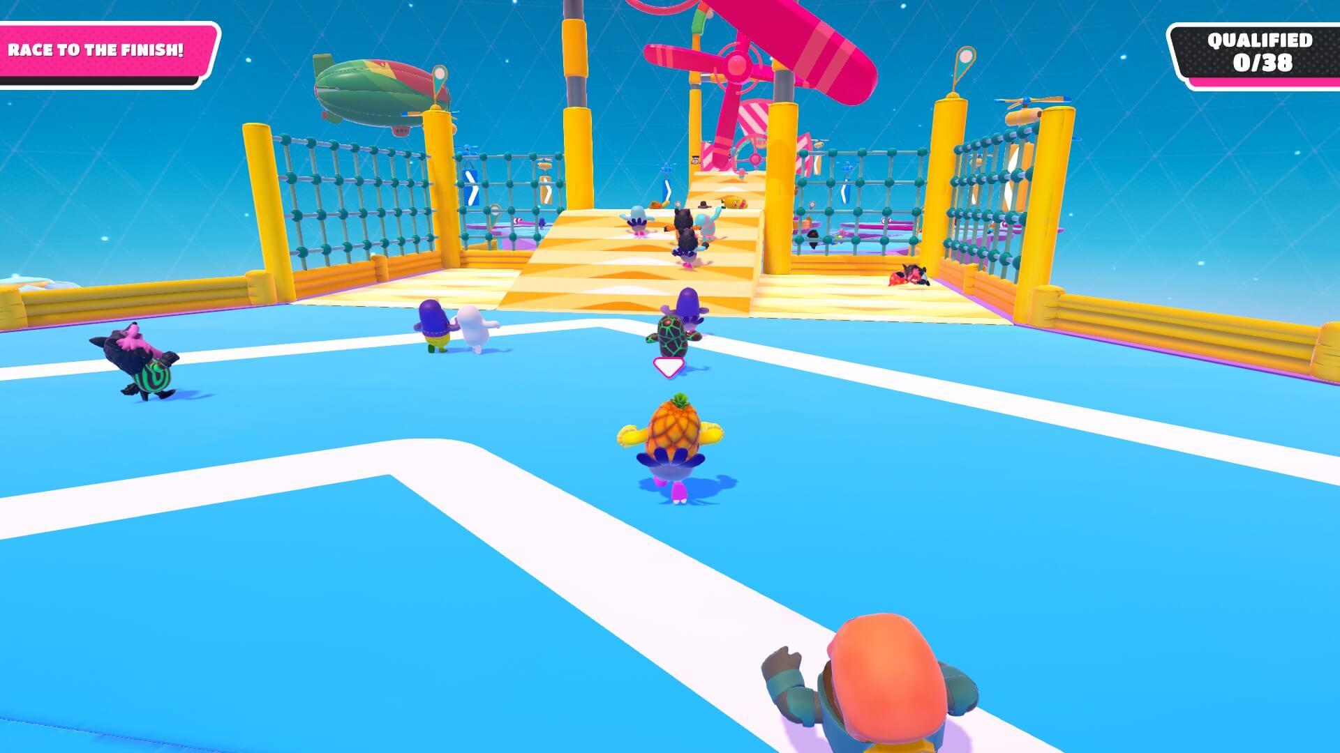 Fall Guys Gameplay Screenshot
