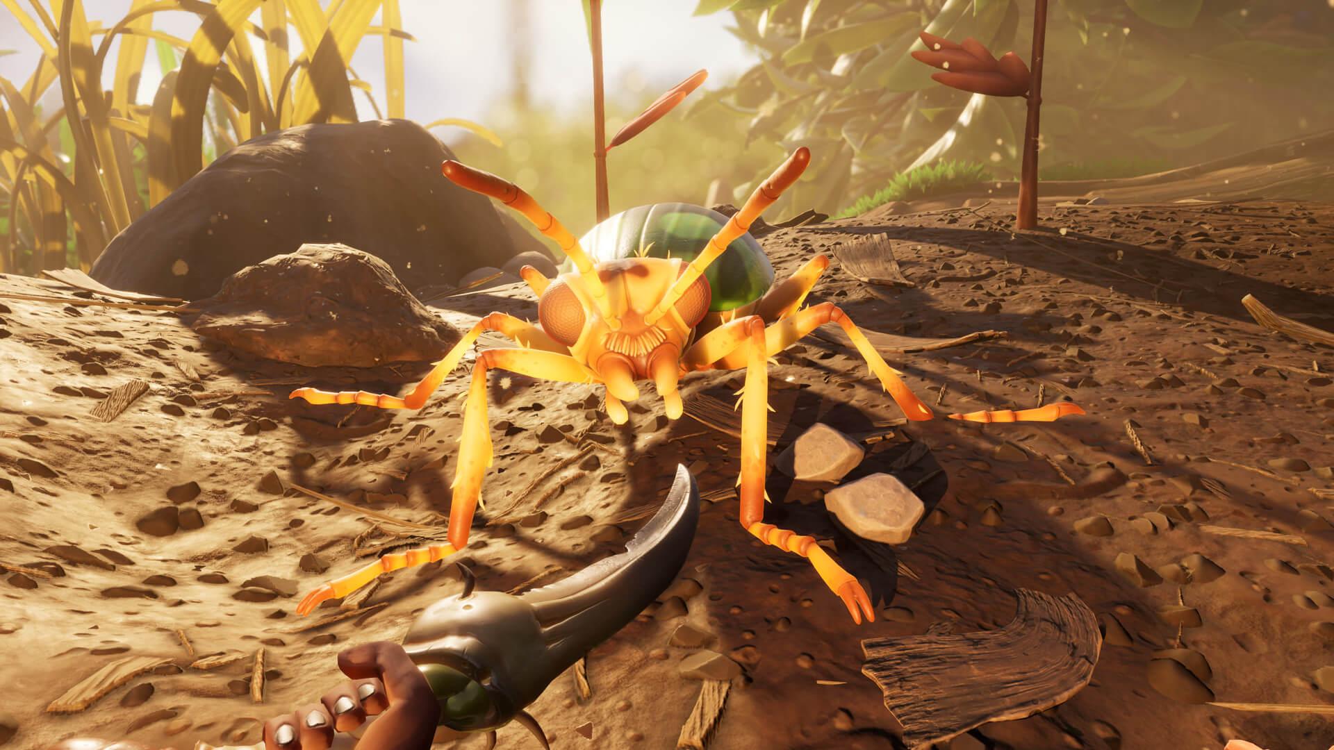 Grounded Bombardier Beetle Screenshot