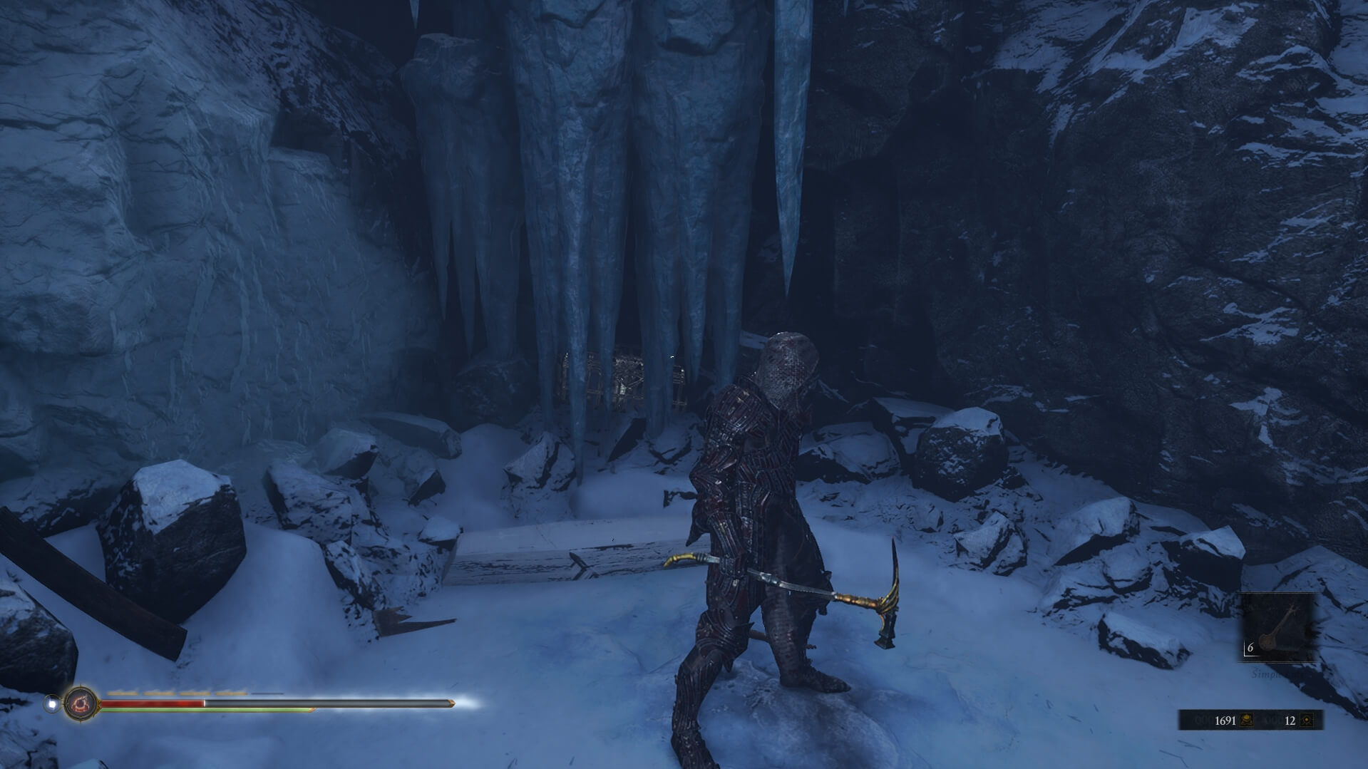 Mortal Shell - How to Break Ice