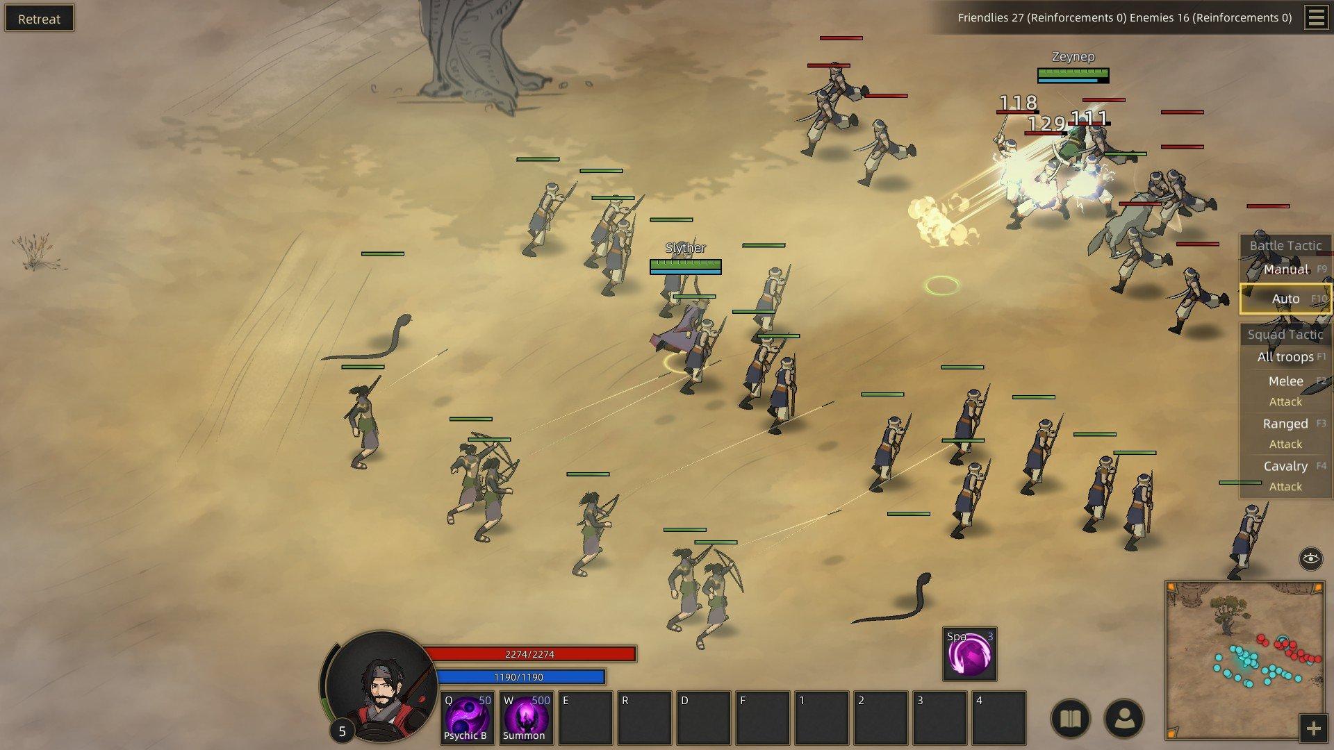 Sands of Salzaar - How to Heal Screenshot