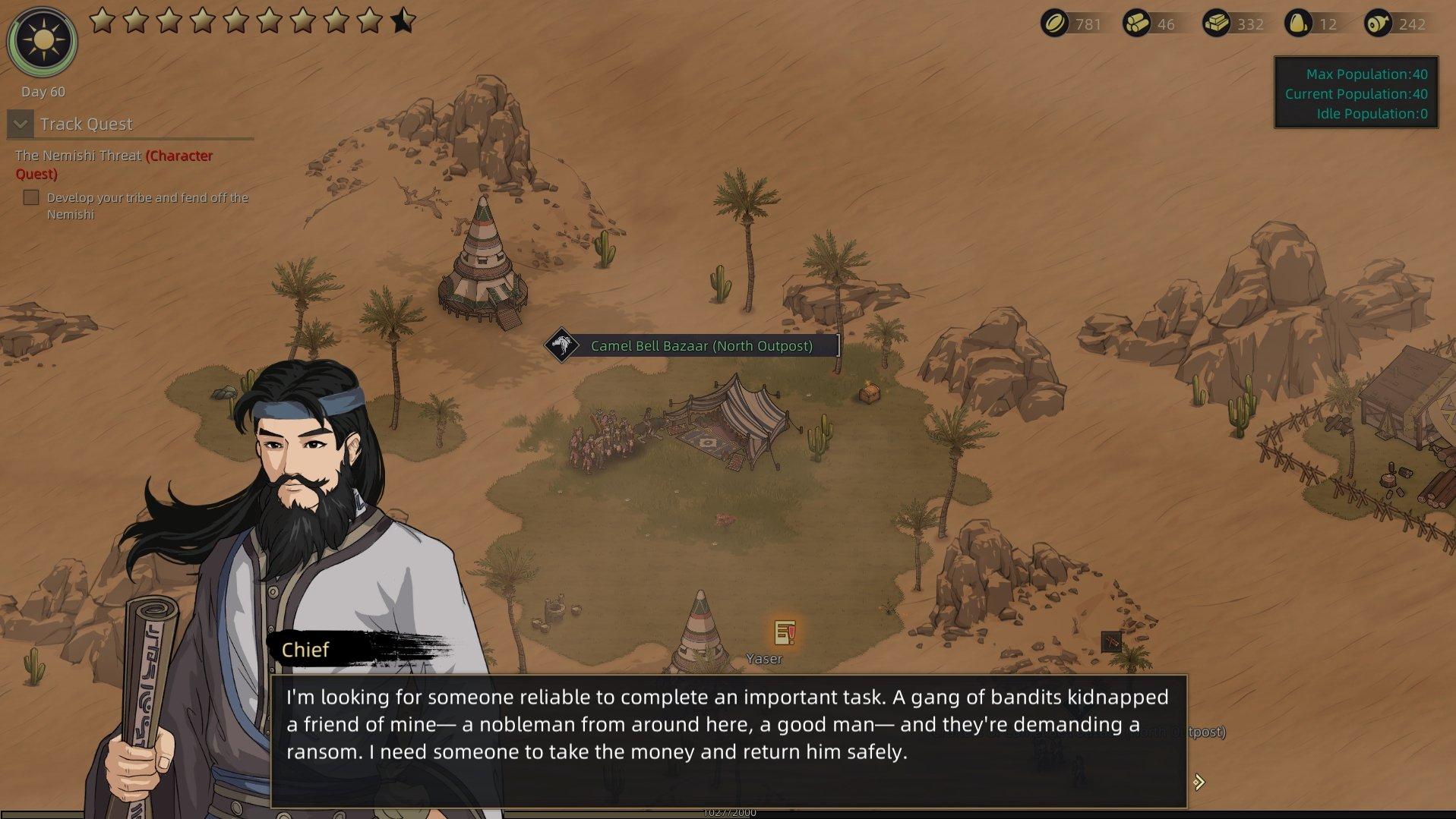 Sands of Salzaar - How to Make Money Kidnapping