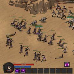 Sands of Salzaar - How to Recruit Units