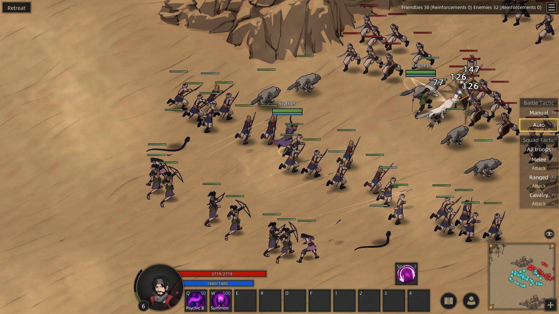 Sands of Salzaar Walkthrough Primary Quests