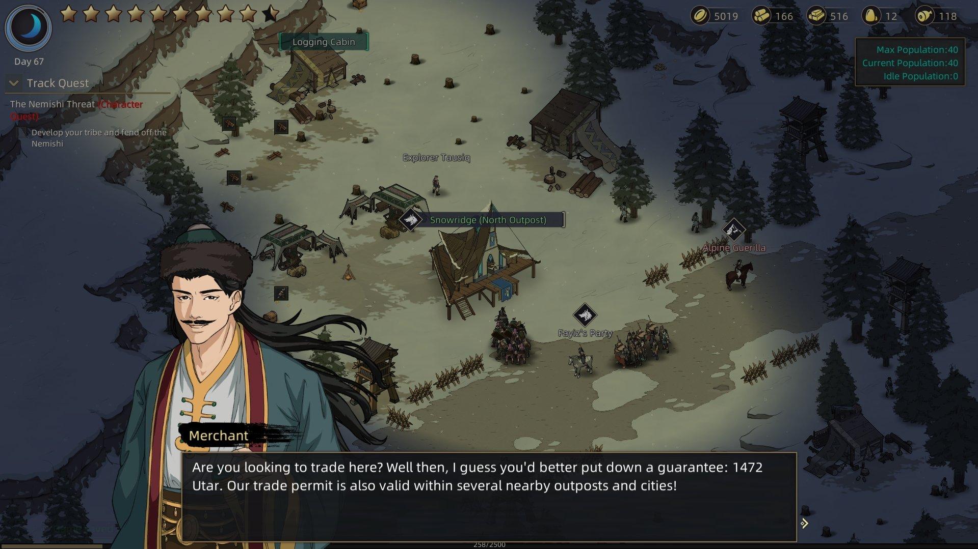 Sands of Salzaar - Trading Items Merchant
