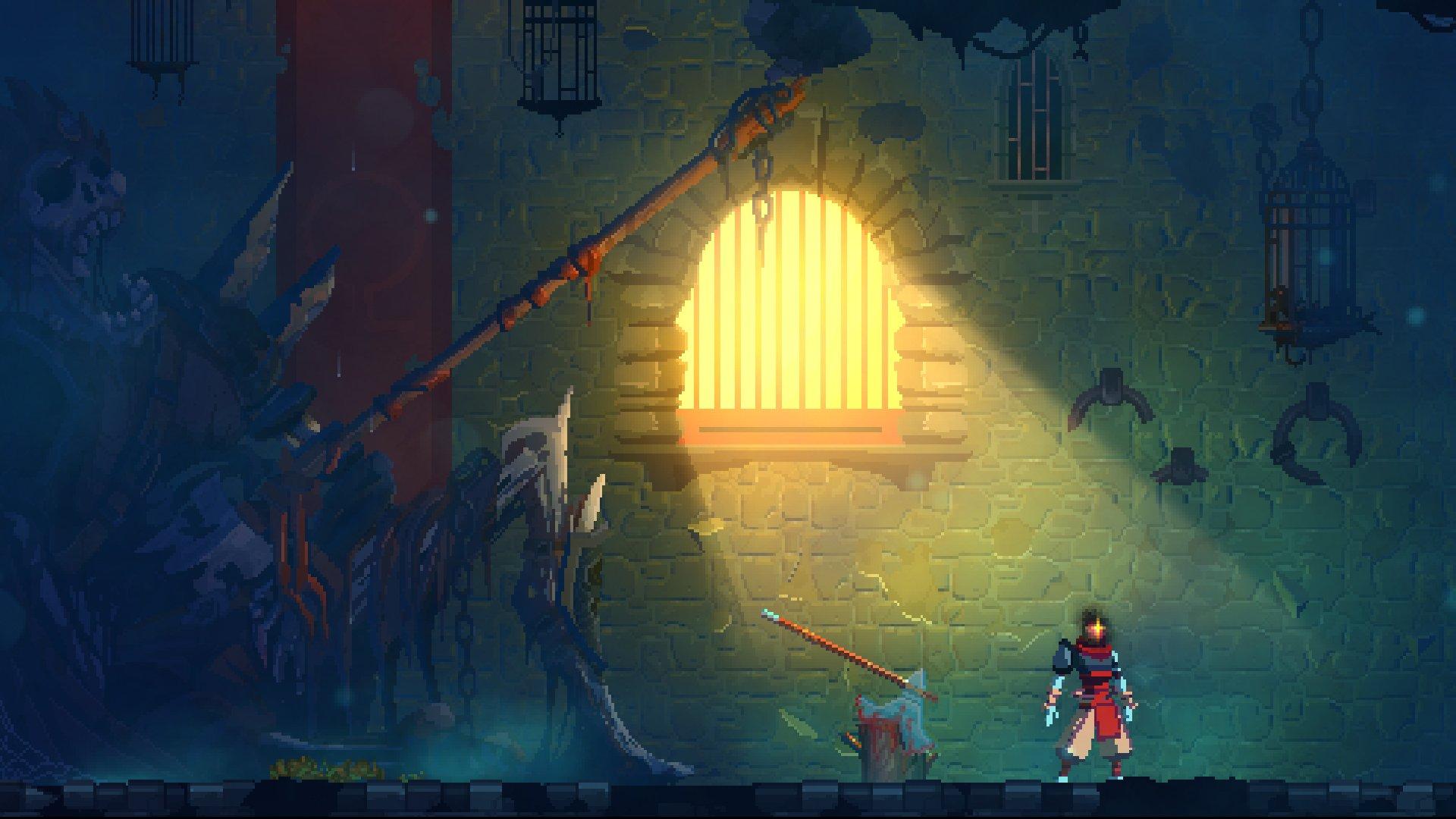 Dead Cells Screenshot Roguelike