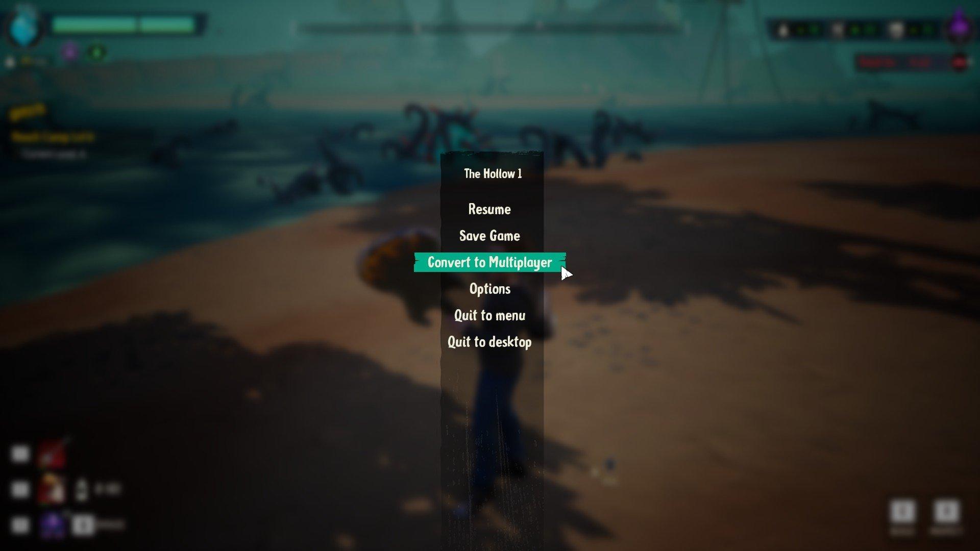 Drake Hollow - Multiplayer