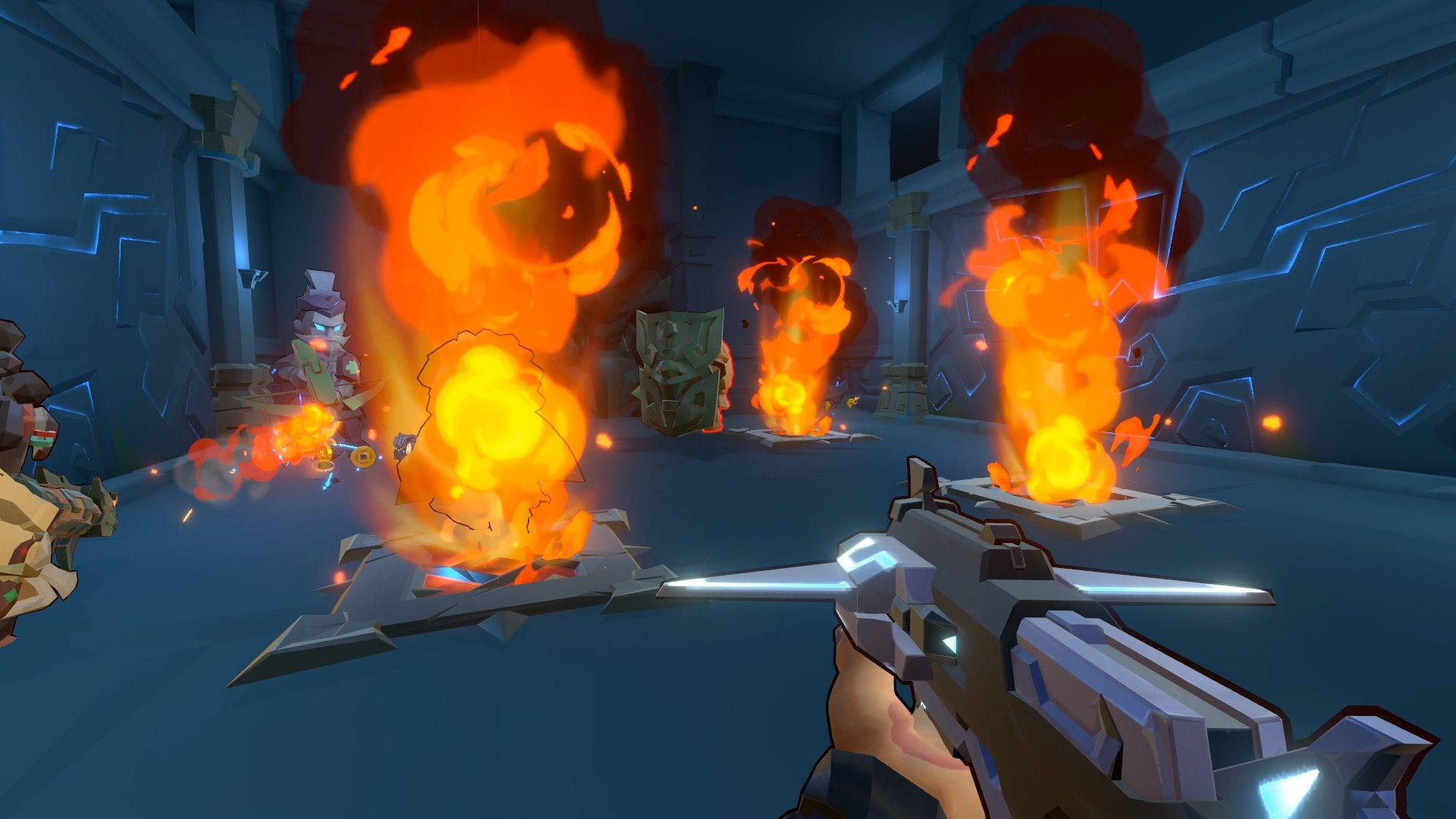 Gunfire Reborn Screenshot Roguelike