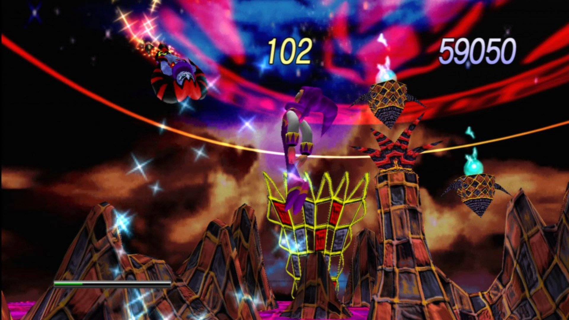 Nights Into Dreams Sega Free Steam