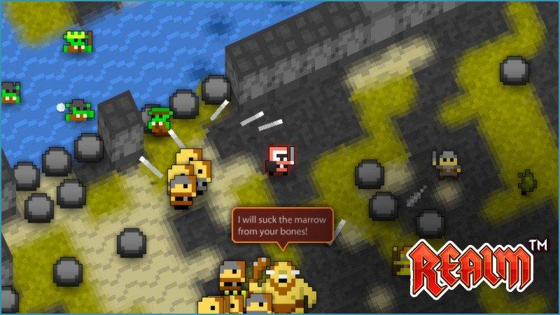 Realm of the Mad God Exalt Screenshot Roguelike