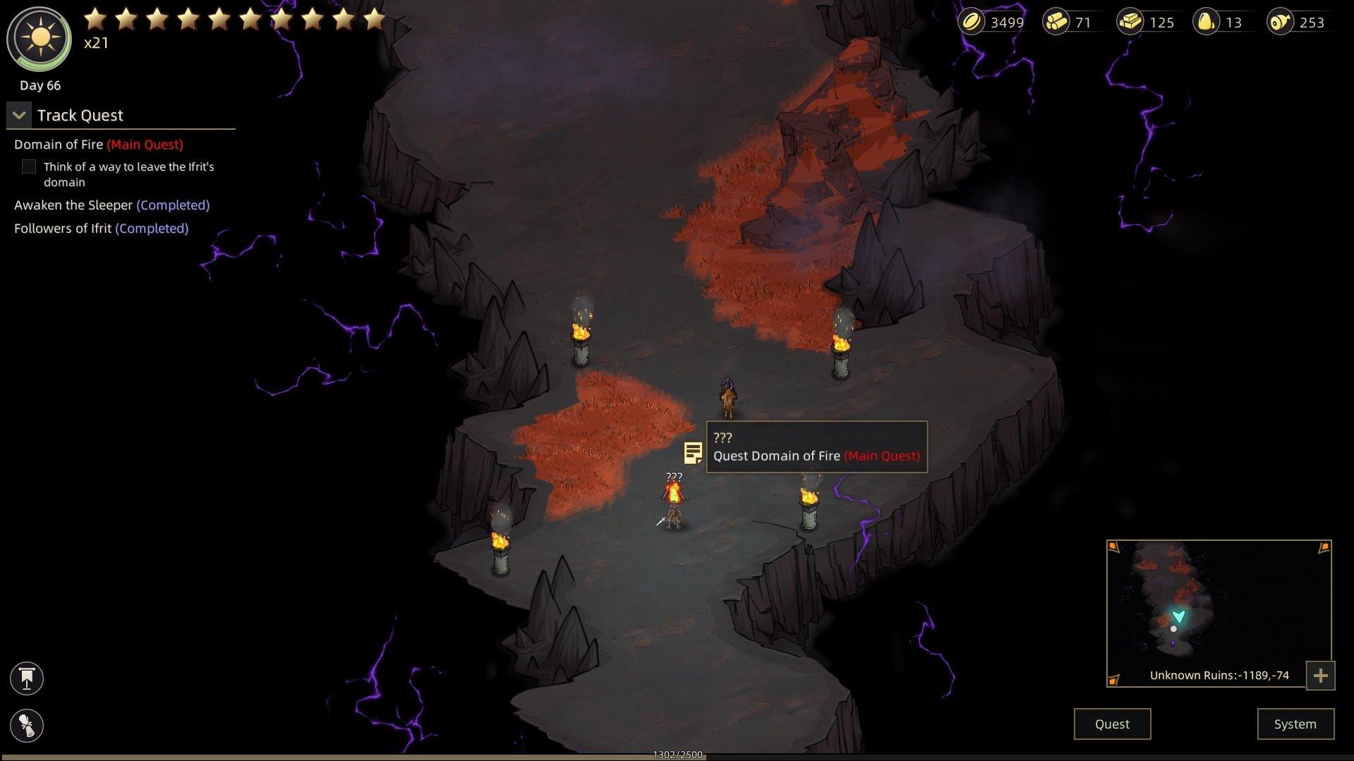 Sands of Salzaar - Domain of Fire Ifrit