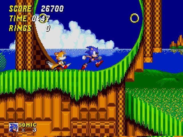Sonic the Hedgehog 2 Sega Free Steam