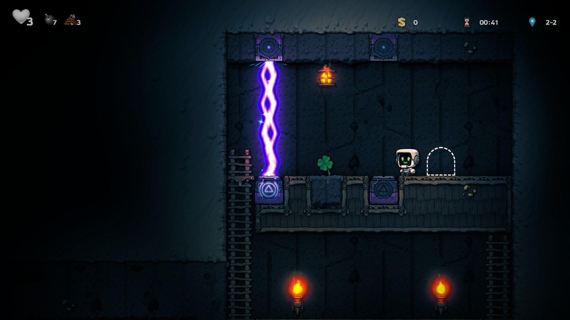 Spelunky 2 - Moon Challenge
